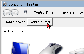 printer redirection